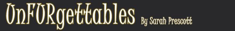 UnFURgettables Logo
